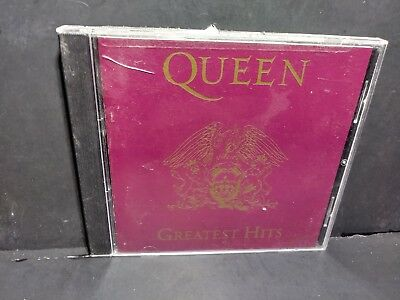 Greatest Hits [1992] by Queen (CD, Sep-1992, Hollywood) B178