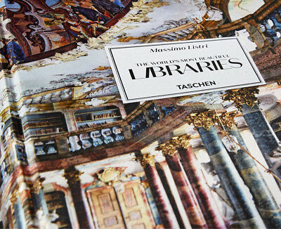 Massimo Listri The World's Most Beautiful Libraries Published by Taschen BN