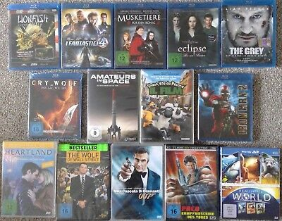 English / European DVD / Blurays (Italian/French/Dutch/Spanish) ** BRAND NEW **