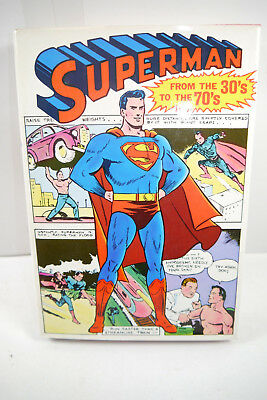 Superman From The 30´S To The 70´S Bonanza Livre HC Z : 2 + (Wr4)