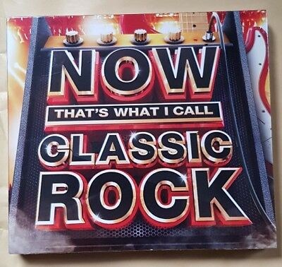 Now That's What I Call Classic Rock, CD  0888750631527