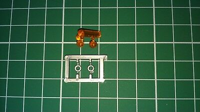 1/50 Scale Amber Beacon With Plastic Washer