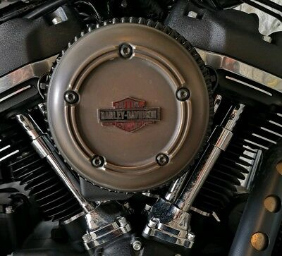 Harley-Davidson® Brass Air Cleaner Trim - 61400339