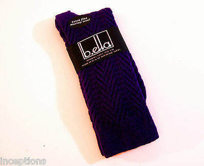 LADIES QUALITY KARRIMOR BREATHABLE MERINO WOOL LOW SHORT ANKLE SOCKS PURPLE PINK