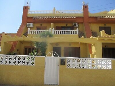 Spanish Holiday Home To Rent Torrevieja, Alicante Spain-Sleeps 5 Persons