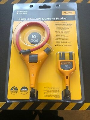 Fluke I2500-10 IFlex Flexible Current Probe 10""