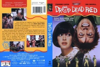 Drop Dead Fred (DVD, 2003) Brand New & Sealed Region 1 OOP