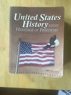 UNITED STATES HISTORY Student Book Tests Grade 11 4th