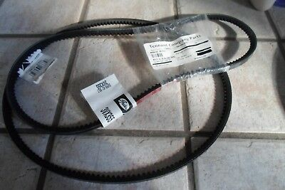 Tennant Oem Tn 387153 Belt, V, 35.5 X 0.38 In ( 3V, 3Vx )-Price Is For 2 Belts*