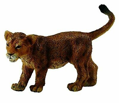 RETIRED NEW CollectA 88414 Wildlife African Lion Model 12cm