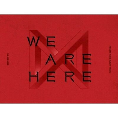 Monsta X  Take 2- We Are Here Album (Select Ver. + Poster Options) [Kpoppin Usa]
