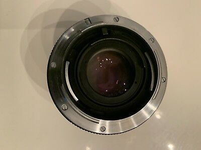 Leica SUMMICRON-R 50mm f/2 MF Lens with Hood and cap