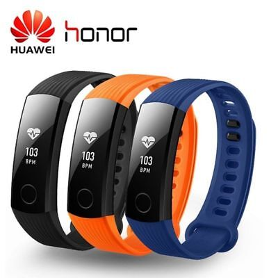 HUAWEI Honor Band 3 Smartband Heart Rate Monitor Calories Consumption Smartwatch
