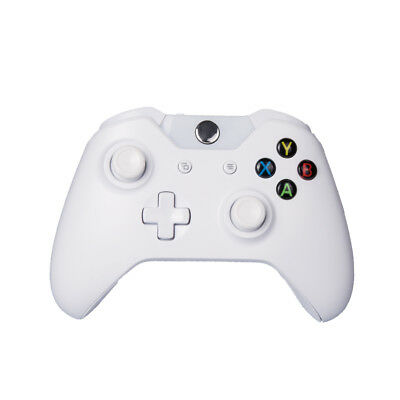 Bluetooth Wireless Game Controller Gamepad Joystick Microsoft Xbox One White YFU