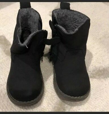 2a9d80b7a NWT BABY GAP Bunny Slippers 5 6 Baby Toddler Girl Boy Unisex ...