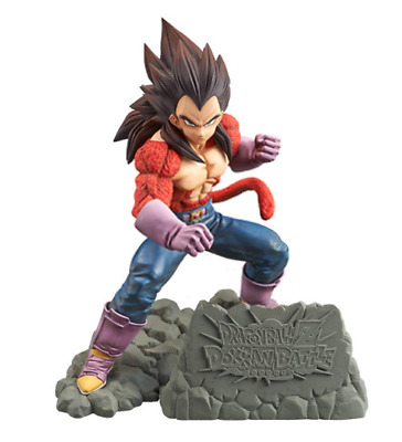 Banpresto Dragon ball GT DOKKAN BATTLE SS4 Vegeta Japan import  NEW