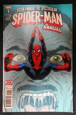 Peter Parker: The Spectacular Spider-Man Annual #1, NM, Marvel, 2018