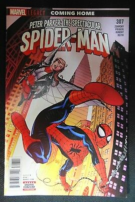 Peter Parker: The Spectacular Spider-Man #307, NM, First Print, Marvel, 2018