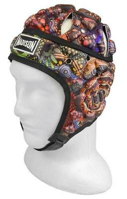 Indigenous Headguard in Multicoloured Indigenous Patterns from Madison for Rugby