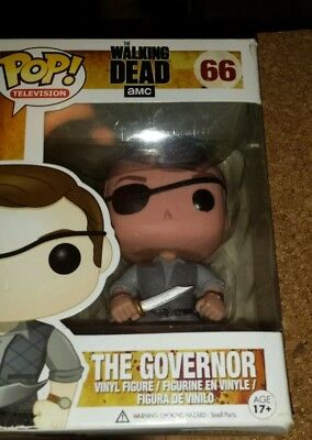The Walking Dead Funko Pop #66 The Governor