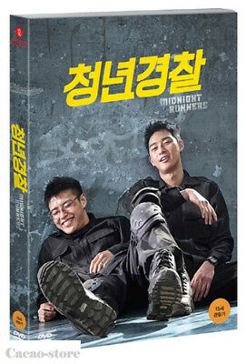 Midnight Runners ( DVD ) / English Subtitle / Region 3