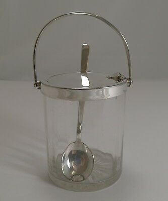 Classic Automated Jam / Preserve Jar by Mappin and Webb, London