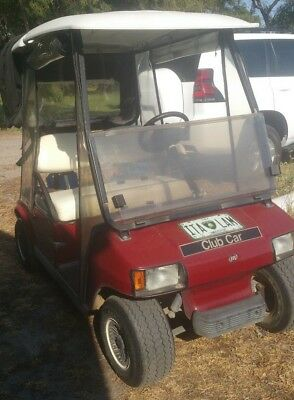 2002 Club Car Electric Golf Cart