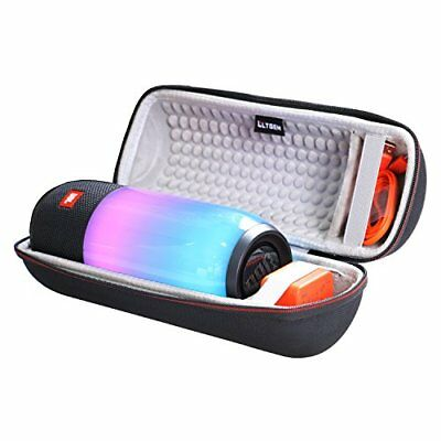 EVA Hard Case for JBL Pulse 3 Wireless Bluetooth IPX7 Waterproof Speaker - Tr...