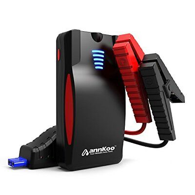 AUTO START AIUTOANNKOO AN02PORTABLE 600A 14000MAH ACQUA BESTAENDIGES AUTO (dq2)