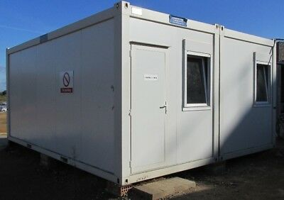 Modular 2 bay office unit - portable building - site office (Chelmsford)
