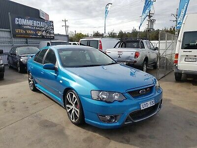 Ford Falcon 2007 Bf Mk2  Fpv Typhoon Turbo 6 Speed Sports Automatic! One Owner