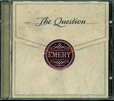 Emery - The Question (CD, Aug-2005, Tooth & Nail)