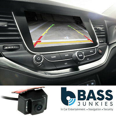 "Vauxhall Astra K 2016> 8"" R4.0 MyLink Reverse Camera Interface & Reverse Camera"