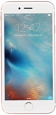 Apple iPhone 6s 64GB Unlocked Smartphone Rose Gold MKR62LL/A