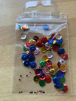 250 SEA FISHING SEQUINS 7 COLOURS TRACE MAKING ATTRACTORS 6 /& 8MM FOR RIGS