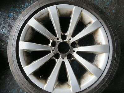 "Bmw 3 Series E 90 / 91 2010 17"" Alloy Wheel 5 Stud & 225 /45 / R17 Tyre"