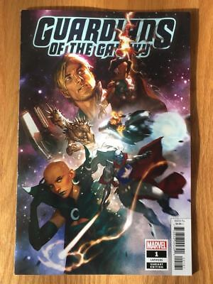 Guardians Of The Galaxy #6 Parel Marvels 25th Tribute Variant  6//19 NM