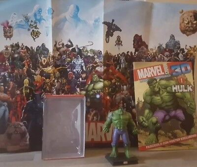 Hulk Marvel Heroes 3D Collection Extra Centauria