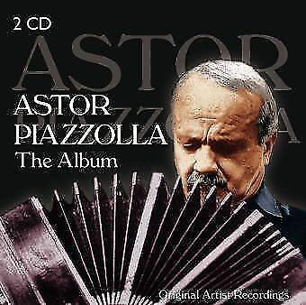 Astor Piazzolla - The Album - 2 CD Set NEU OVP