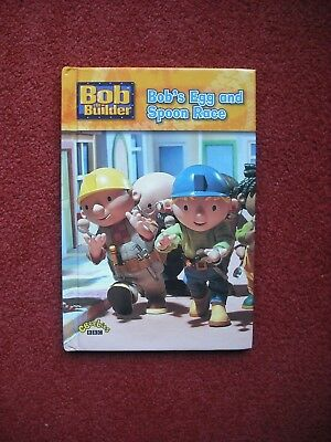 Bobs Egg And Spoon Race Bob The Builder Very Good Book