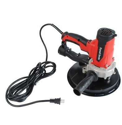 ALEKO 705 Amp Electric Drywall Vacuum Sheet Sander Power Tool Corded Red
