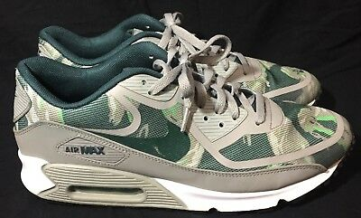 hot sales b92d2 711bf Men s Nike Air Max 90 Prem Tape 599249 302 CAMO size 11.5