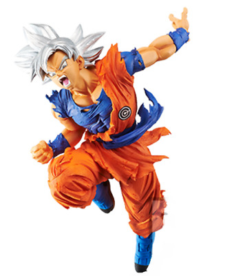 Banpresto Super Dragon Ball Heroes 超絶戯巧 其之四 Son Goku Ultra Instinct Japan NEW
