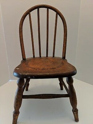 Vintage Small Child's Chair