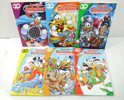 Drôle Livre de Poche Rewe Édition Collection Band 1 2 3 4 5 6 Comic Ehapa Disney