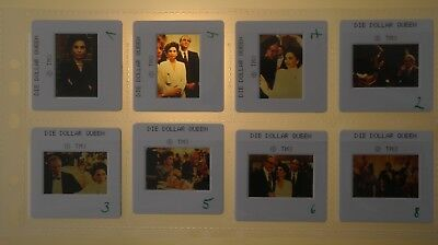 D46 - 8x Slides - LEONA HELMSLEY The Queen of Mean- Suzanne Pleshette, Lloyd Bri