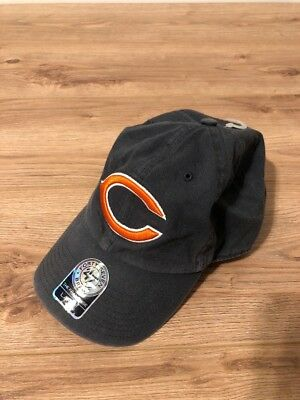 CHICAGO BEARS NFL Franchise Cap Hat Vintage Retro Halas Old School ... 212fb62ef41
