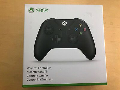 Microsoft 6CL-00005 Xbox One Wireless Bluetooth Controller - Black