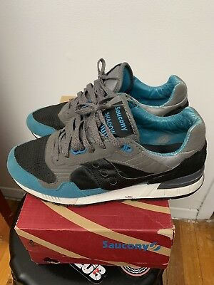sports shoes 6b61d d7c7f SOLEBOX X SAUCONY Shadow 5000 Three Brothers Part 2 Size Us 8.5