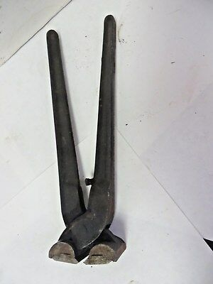PEX Crimper- Pincer Clamp Tool-Blacksmith Tool-Forging-Vintage